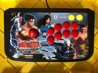 Sony Playstation 2 Namco Tekken 5 Tenth Anniversary Hori Joystick PS2