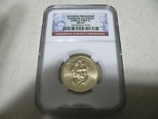 2008-D ANDREW JACKSON DOLLAR NGC MS67 SMS