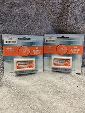 2 Pack New in Box 10 Merkur Solingen Super Safety Razor Blades Made in Germany