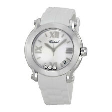 Chopard Happy Sport Round Ladies Watch 278475-3016