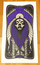 Black Sabbath THE END 2016 Montreal Canada Poster Print Adam Pobiak Ozzy