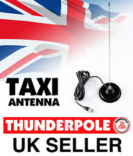 Thunderpole TAXI RADIO ANTENNA MAG KIT | VHF Whip antenna mag 4m Piombo Spina pl259