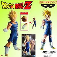 BANPRESTO Dragon Ball Z Majin Vegeta Masterlise Emoving Ufficiale Originale
