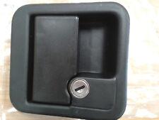 MOTORHOME / CARAVAN M1 COMPLETE LOCK ASSSEMBLY BLACK TYPE 1