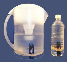 BiomagScience Portable Structured Water Bottle Pitcher Bio-Energizers Alkaline