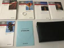 2010 prius manuals