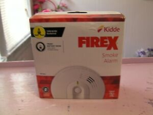 Kiddie FireX Smoke Alarm Battery Back Up Model #i4618Ac
