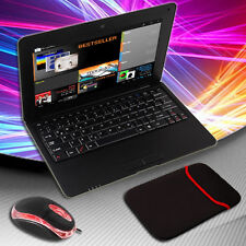 Notebook 10 Zoll QuadCore 4x1,6GHz @ 2GB RAM @ Android 5 Laptop Netbook Computer