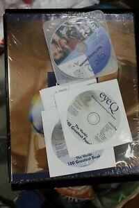 New Eye Q Infinite Mind Speed Reading CD  Brain Enhancement system PC Software
