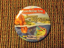 THE LAND BEFORE TIME JOURNEY TO BIG WATER MOVIE PIN
