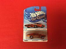 1:64 Hot Wheels Cool Classics Spectrafrost Chevelle SS Express Rust