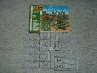 Revell 1/72 HO WW2 German Paratroopers Paratroops