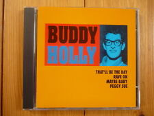 Buddy Holly-that 'll be the day Rave On Maybe Baby Peggy Sue