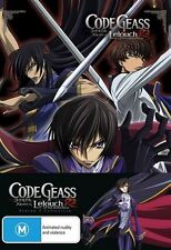 Code Geass - Lelouch of the Rebellion - R2 Collection (DVD, 2010, 6-Disc Set)