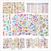 Cartoon Scrapbooking Bubble Stationery Sticker Reward Kids Classic Toys n KQIHS