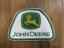 "John  Deere 4"" X 4"" Embroidery Sew/Iron on Patch"