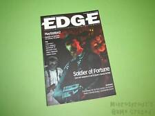 Edge Magazine - Issue 77 - Autumn 1999 *Soldier Of Fortune Cover* INCL. BOOKMARK