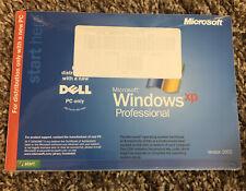 Microsoft Windows XP Professional Dell Reinstallation CD Service Pack 2