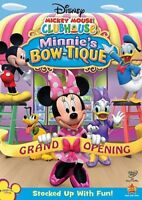 Minnie's Bow-Tique [New DVD] Full Frame, Dolby, Dubbed