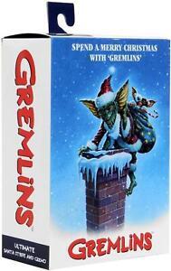 NECA - Figurine Gremlins - 2-Pack Santa Stripe & Gizmo 17cm