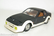 MEBETOYS PORSCHE 924 RALLY REPAINT EXCELLENT CONDITION