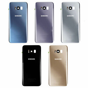 Samsung Galaxy S7 S7E  S8 S8P S9 S9P S10  Back Rear Housing Battery Cover Case