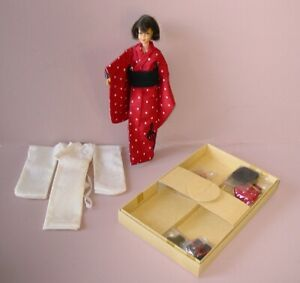 Doll Kimono Set ~ Fit's Francie, Casey ~ MIB ~ Outfit Only