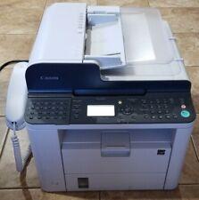 Canon FaxPhone L190 Monochrome Laser Multifunction Fax Machine Pg Cnt ONLY 409