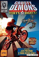 Crusty Demons 12 - The Dirty Dozen (DVD, 2007) New  Region 4