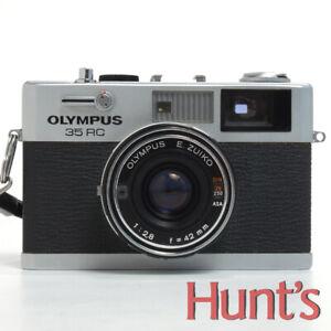 OLYMPUS 35 RC 35mm FILM RANGEFINDER CAMERA  **  PLEASE READ  **