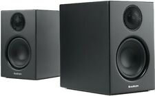 Audio Pro Addon T14 Active Speakers Bluetooth Powered Compact - Black PAIR