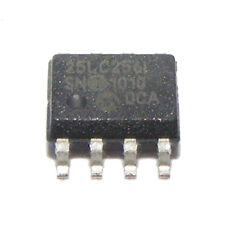 (Lot of 4) 25LC256-I/SN 256K SPI Bus Serial EEPROM SOIC-8 Microchip
