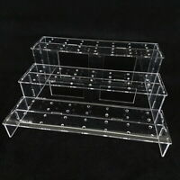 BL-SASTC: Clear Acrylic 3 Tier Display Shelf (for SA-ST-C action figure stands)