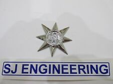 BSA Timing Cover Star Badge C15 B40 Early A50 A65 68-0321 40-0226  SJ179