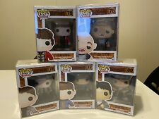 Funko Pop The Goonies Set w/ Protectors. (Never Taken Out Of Box)
