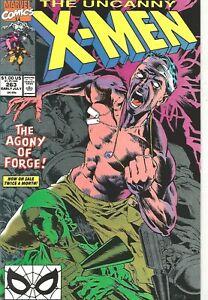 Uncanny X-Men 263 Marvel Comics Very fine