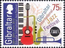Gibraltar 2012 Jazz Festival/Guitar/Piano/Saxophone/Trumpet/Music 1v (b141e)
