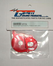 MINI-T MINI LATE MODEL GPM ALUMINUM MOTOR PLATE HEAT SINK F/300 CLASS MOTOR RED