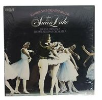 Tchaikovsky's Greatest Ballets Vol. 2 Suite From Swan Lake  LP Record Eugene Orm