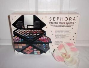 Sephora Into The Stars Palette Blockbuster Holiday Gift Set Makeup Kit Limited