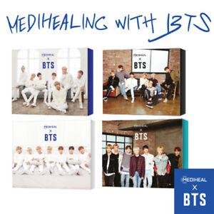 MEDIHEAL x BTS Special Set (Mask Sheets 5ea + BTS Photocard 14ea)