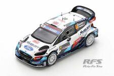 Ford Fiesta WRC Rallye Monte Carlo 2020 Gus Greensmith 1:43 Spark 6559 NEU