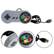USB Gamepad Joystick Super Controller For Famicom Nintendo SF SNES PC Windows