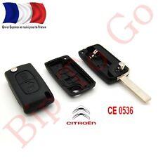 Plip Citroën CE 0536 C1 C2 C3 C4 C5 C6 C8 Picasso Télécommande 2 Boutons