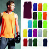 AWDis Just Cool Vest Men polyester summer/sports/gym/performance tank top |S-2XL