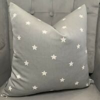 "Cushion Cover 16"" Little Home For John Lewis Twinkle Fabric, Star & Baby Room"