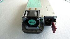 HP 498152-001 438203 Hot Plug Alimentatore da 1200 WATT Proliant DL360 DL380 G6 G7