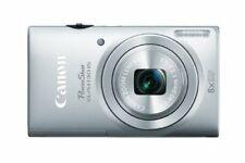 OPEN BOX Canon PowerShot ELPH 130 IS 16.0 MP Digital Camera Silver Free S/H