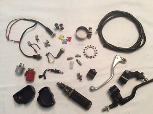 Ducati Bevel Interesting Electrical, Bulbs 900ss Dashbord Fitments, Flasher Unit