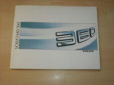 60294) Volvo 340 360 Prospekt 1988